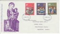 1970-11-25 Christmas Stamps London EC FDC (64998)