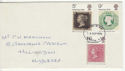 1970-09-18 Philympia Stamps London EC FDC (65005)
