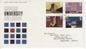 1971-09-22 University Buildings Stamps Ilford FDC (65093)