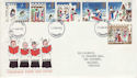 1973-11-28 Christmas Stamps Liverpool FDC (65191)