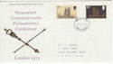 1973-09-12 Parliament Stamps Devon FDC (65219)