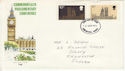 1973-09-12 Parliament Stamps Chichester FDC (65222)