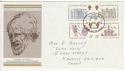 1973-08-15 Inigo Jones Stamps Llanelli FDC (65235)