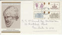 1973-08-15 Inigo Jones Stamps Manchester FDC (65237)