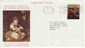 1973-07-04 British Painters Stamps Liverpool FDC (65253)