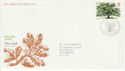 1973-02-28 British Trees Stamp Bureau FDC (65265)