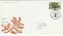 1973-02-28 British Trees Stamp Bureau FDC (65268)