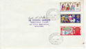 1969-11-26 Christmas Stamps Field PO 1008 FDC (65285)