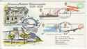1974-06-12 UPU Stamps Liverpool FDC (65317)