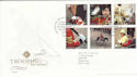 2005-06-07 Trooping The Colour T/House FDC (65336)
