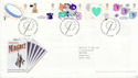 2005-03-15 Magic Stamps T/House FDC (65341)