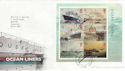 2004-04-13 Ocean Liners M/S T/House FDC (65359)