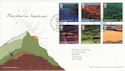 2004-03-16 N Ireland A British Journey T/House FDC (65362)