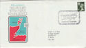 1974-05-29 40th Anniv Inland Air Mail Cover (65375)