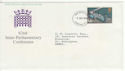 1975-09-03 Parliamentary Conf Stamp London FDC (65394)