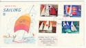 1975-06-11 Sailing Stamps South Devon FDC (65404)