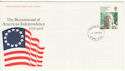1976-06-02 American Independence Stamp Ilford FDC (65446)