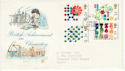 1977-03-02 Chemistry Stamps Bognor FDC (65476)