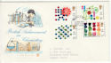 1977-03-02 Chemistry Stamps Bognor FDC (65477)