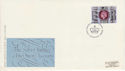 1977-06-15 Silver Jubilee Stamp Windsor FDC (65493)