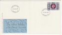 1977-06-15 Silver Jubilee Stamp London W1 FDC (65498)