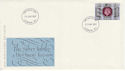 1977-06-15 Silver Jubilee Stamp London W1 FDC (65499)