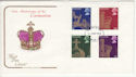 1978-05-31 Coronation Stamps London W1 FDC (65565)