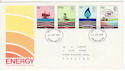 1978-01-25 Energy Stamps Devon FDC (65571)