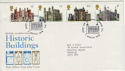 1978-03-01 Historic Buildings Stamps London FDC (65574)