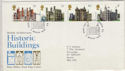 1978-03-01 Historic Buildings Stamps London FDC (65575)