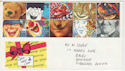 1990-02-06 Greetings Stamps Doncaster FDC (65584)