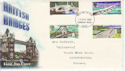 1968-04-29 Bridges Stamps Tunbridge Wells FDC (65591)