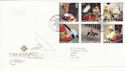 2005-06-07 Trooping The Colour London SW1 FDC (65603)