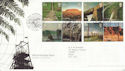 2005-04-21 World Heritage Sites Blenheim FDC (65604)