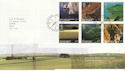2005-02-08 SW England A British Journey The Lizard FDC (65606)