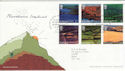 2004-03-16 N Ireland A British Journey Enniskillen FDC (65607)