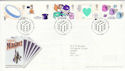 2005-03-15 Magic Stamps London NW1 FDC (65609)