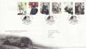 2005-02-24 Jane Eyre Stamps Haworth FDC (65610)