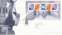 2004-10-05 Scottish Parliament M/S Edinburgh FDC (65616)