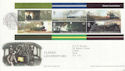 2004-01-13 Classic Locomotives M/S York FDC (65630)