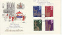 1978-05-31 Coronation Stamps Devon FDC (65642)