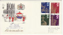1978-05-31 Coronation Stamps London SW1 FDC (65643)