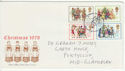 1978-11-22 Christmas Stamps Bethlehem FDC (65647)