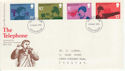 1976-03-10 Telephone Stamps S Devon FDC (65661)