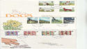 1979 Bulk Buy x9 FDC from 1979 Cheap Year Set FDC (65667)