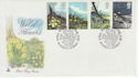 1979-03-21 Flowers Stamps Kew FDC (65686)