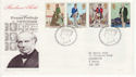1979-08-22 Rowland Hill Stamps Bureau FDC (65690)