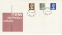 1979-08-15 Definitive Stamps London FDC (65723)