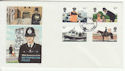 1979-09-26 Police Stamps Plymouth FDC (65734)