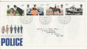 1979-09-26 Police Stamps S Devon cds FDC (65738)